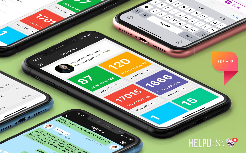HD3 iOS